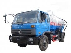 Jetting Vacuum Truck Dongfeng