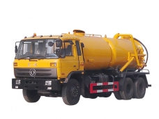 Vacuum Jetting Truck Dongfeng