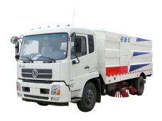 Road cleaning truck Dongfeng