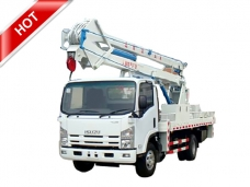 Articulated Basket Platform ISUZU