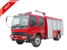 Fire Appliance Truck ISUZU