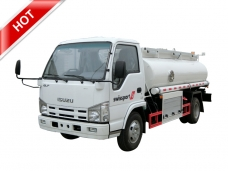Stainless Steel Fuel Truck ISUZU