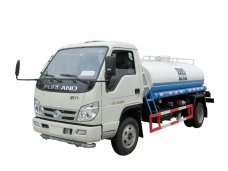 Water Tank Truck Forland