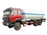 LPG Dispensing Truck - North Benz