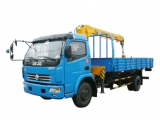 Truck Mounted Telescopic Crane Dongfeng