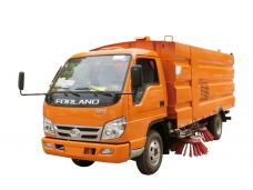 Road Cleaning Truck Forland