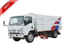 Road Washing Truck ISUZU
