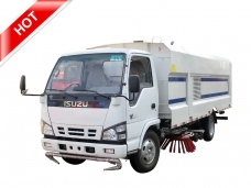 Washing and Cleaning Truck ISUZU