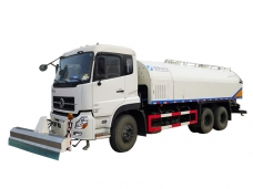 Street Jetting Truck Dongfeng Kinland