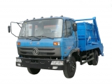 Skip Loader Vehicle Dongfeng
