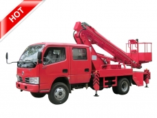 Telescopic Beam Lifter Dongfeng