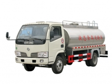 Can Milk Truck Dongfeng