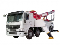 Heavy Duty Road Wrecker Sinotruk