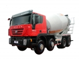 Concrete Mixer Engine IVECO