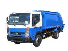 Refuse Compactor Truck NISSAN
