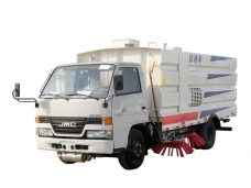 Road Sweeping Vehicle JMC