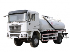 Sewer Vacuum Truck Shacman