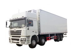 Temperature Controlled Truck Shacman