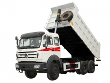 Dump Tipper Truck North Benz