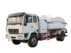 Combined Jet Suction Truck Sinotruk