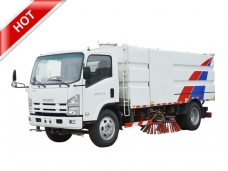 Road Sweeping Truck ISUZU