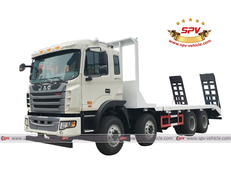 Lorry Carrier Truck JAC