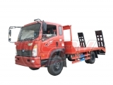 Excavator Carrier Lorry Sinotruk