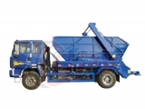 Skip Loader Vehicle Sinotruk