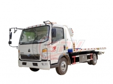 Road Wrecker Sinotruk