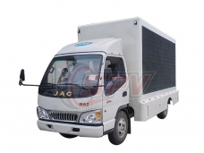 Advertising LED Truck JAC