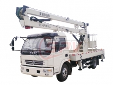 Aerial Truck with Basket Dongfeng