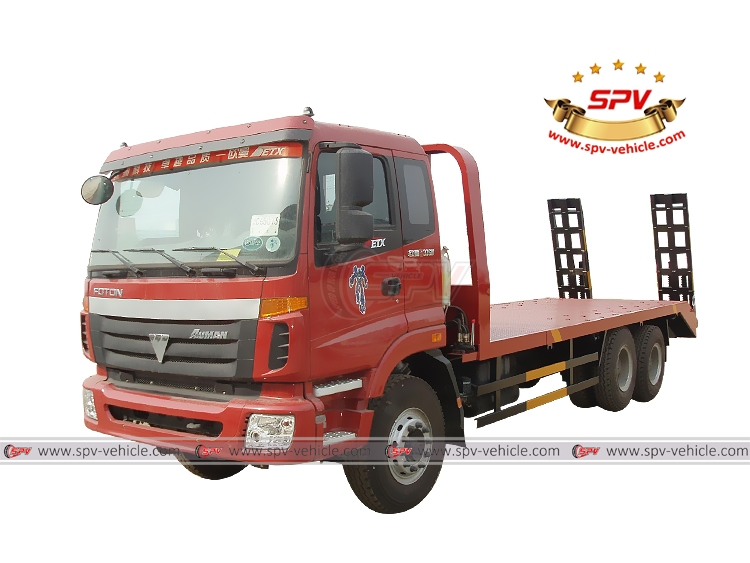 Flatbed Truck IVECO