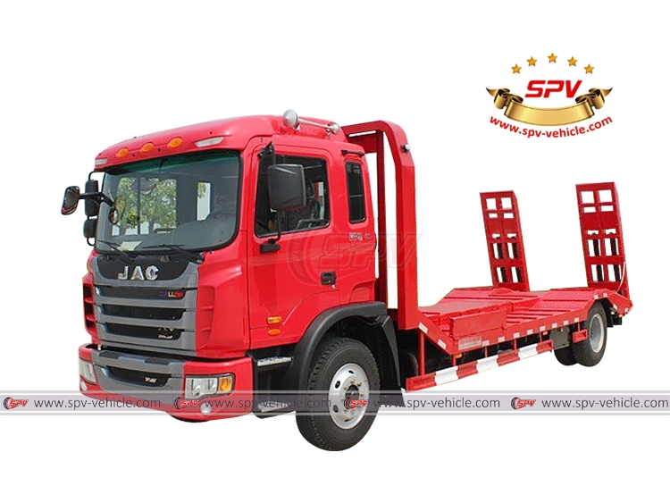 Flat Bed Transport Truck JAC