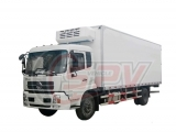 Freezer Vehicle Dongfeng