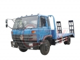 Machine Carrier Truck Dongfeng