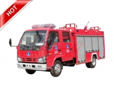 Fire Apparatus ISUZU