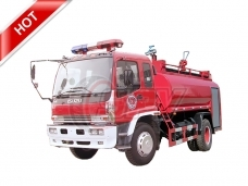 Fire Water Truck ISUZU