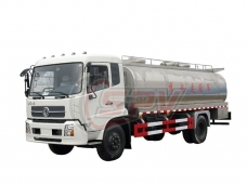 Road Milk Tank Truck Dongfeng