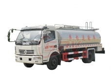 Milk Delivery Truck Dongfeng