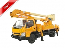 Insulated Bucket Truck JMC