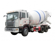 Cement Transmit Vehicle JAC