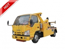 Road Wrecher Truck ISUZU