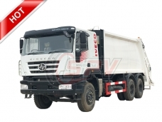 Compactor Garbage Truck IVECO