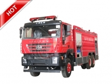 Fire and Rescue Truck IVECO