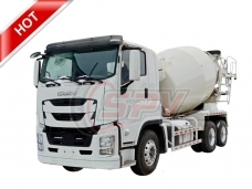 Concrete Mixer Vehicle ISUZU GIGA