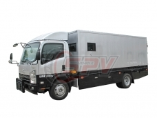 Armored Cash Truck ISUZU