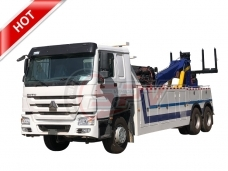 Heavy Duty Wrecker Sinotruk